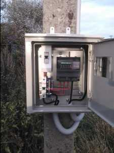 Монтаж электрощитов, замена автоматов, УЗО