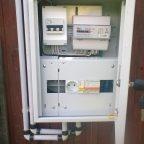 Подключение участка к электросетям
