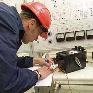 Услуги электроизмерительной лаборатории