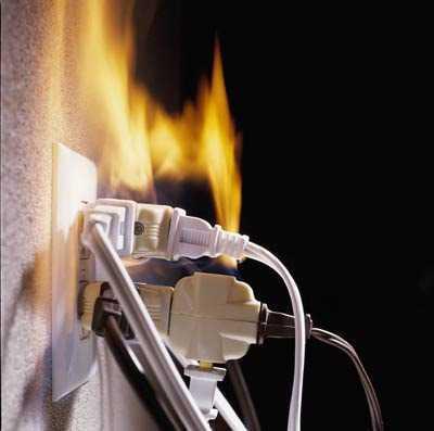 Ремонт электропроводки, аварийный вызов электрика.