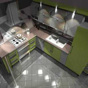 Смонтировать электропроводку на кухне